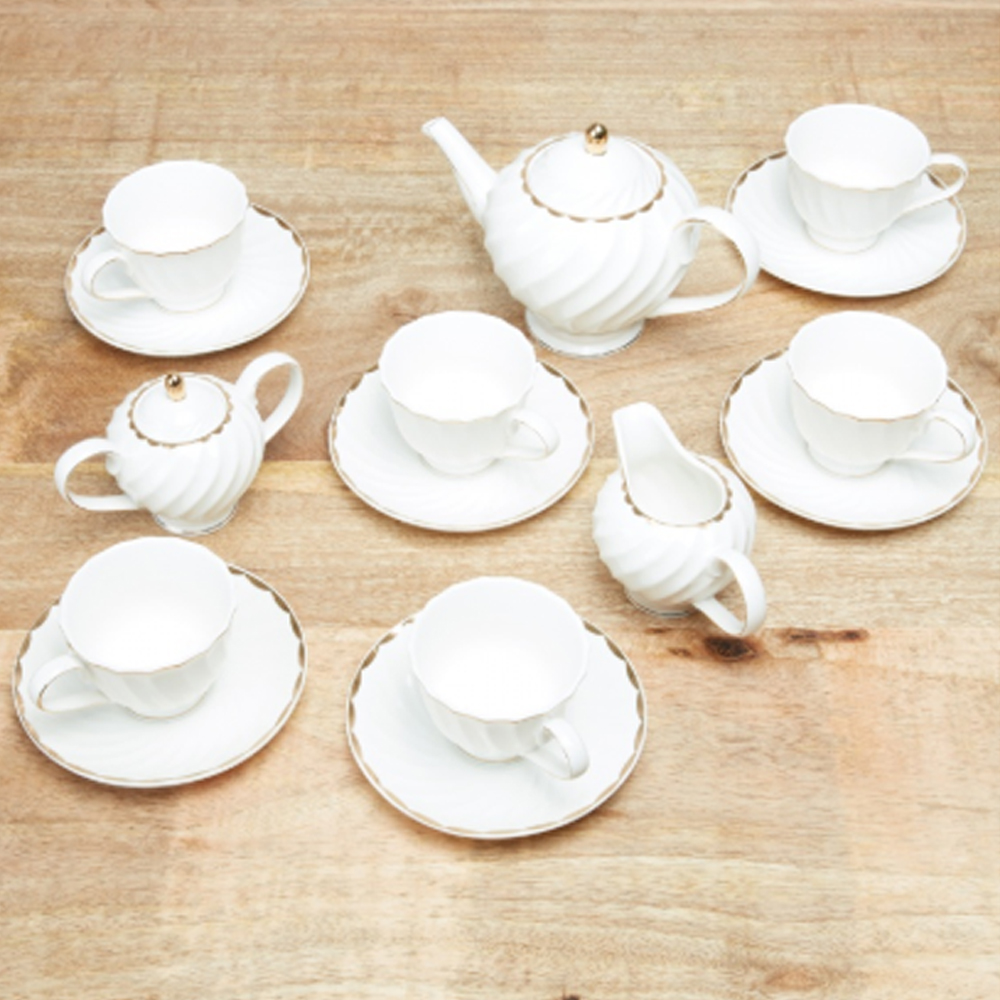 Khemisat 15-Piece Tea Set