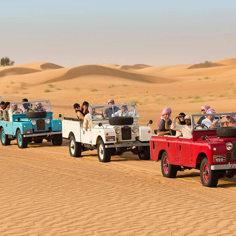Heritage Dessert Safari Dubai - Adult