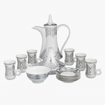Tiznit Majilis 16-Piece Tea Set