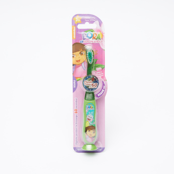 Dora The Explorer Toothbrush with 60 Seconds Flash Timer
