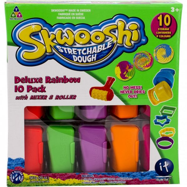 Skwooshi Rainbow & Colour Pack