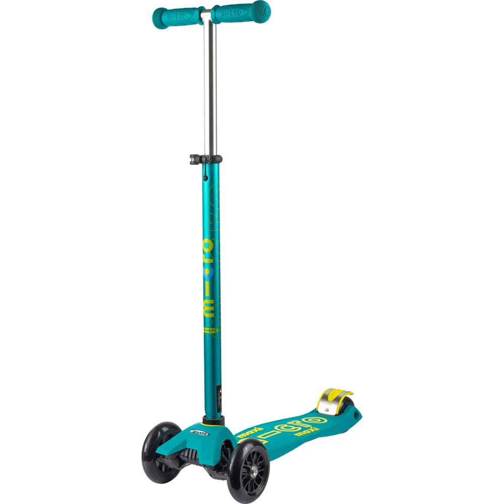 Maxi Deluxe Scooter, Petrol Green
