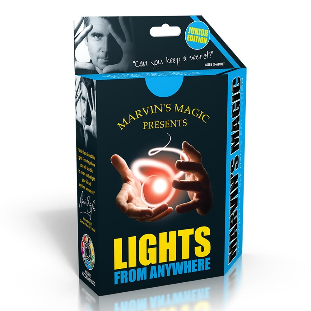 Marvins Magic - Lights from Anywhere - Junior