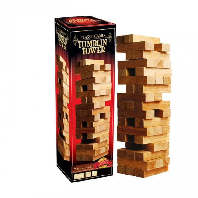 Merchant Ambasador Classic Wood Tumblin Tower