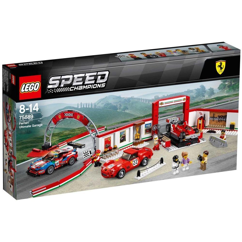 Ferrari Ultimate Garage