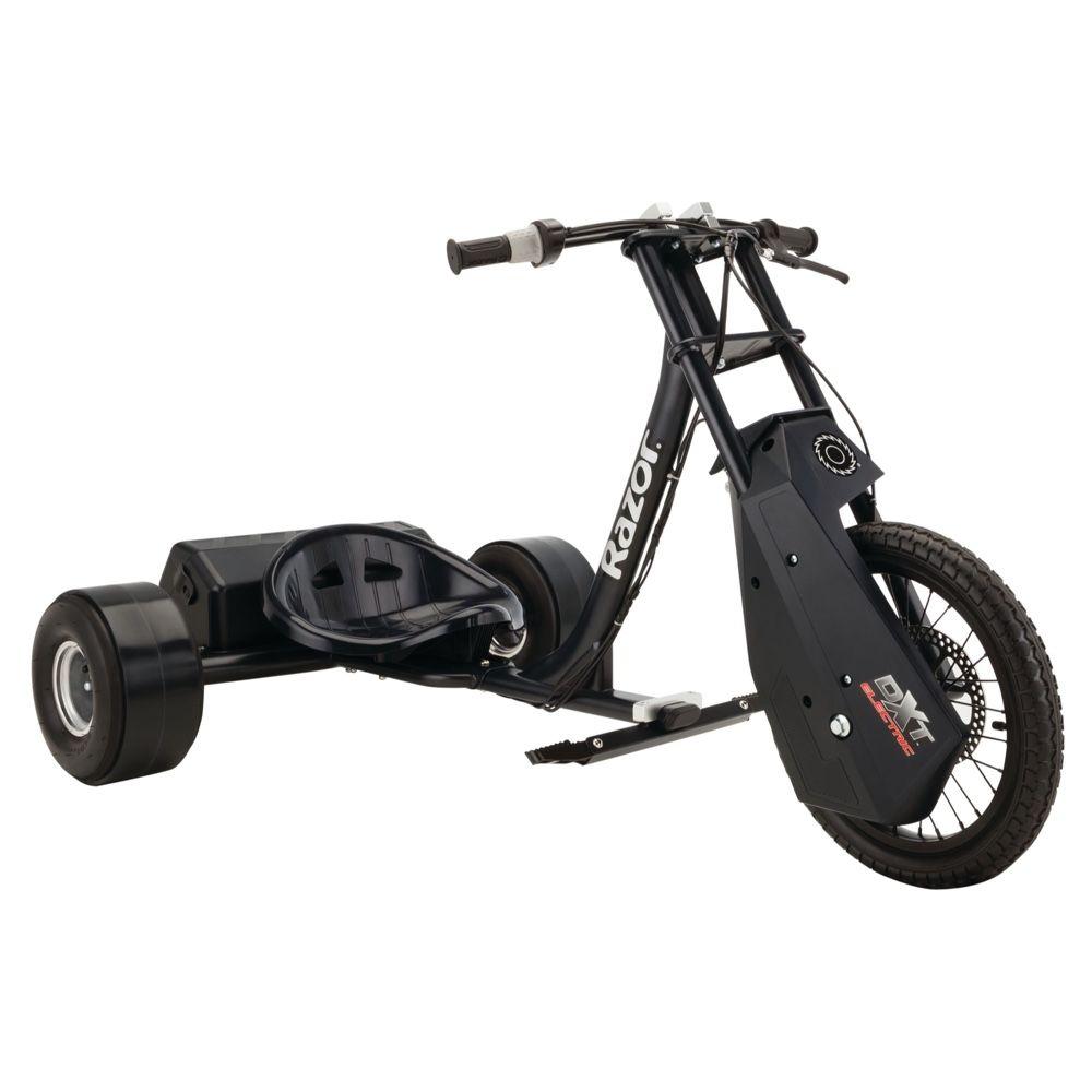 DXT Electric Drift Trike (Black)