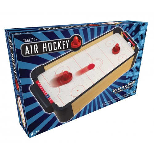 20 inches (50cm) Wood Tabletop Air Hockey