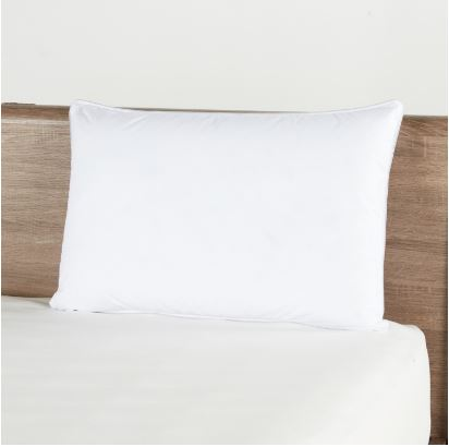 Hungarian Goose Down Pillow 50x75cm  white