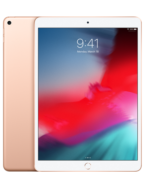 Apple iPad Air 256GB Gold WiFi