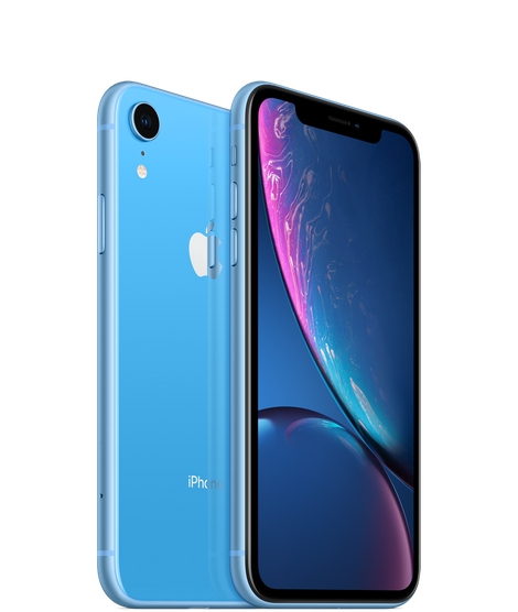 Apple iPhone XR Blue 128GB