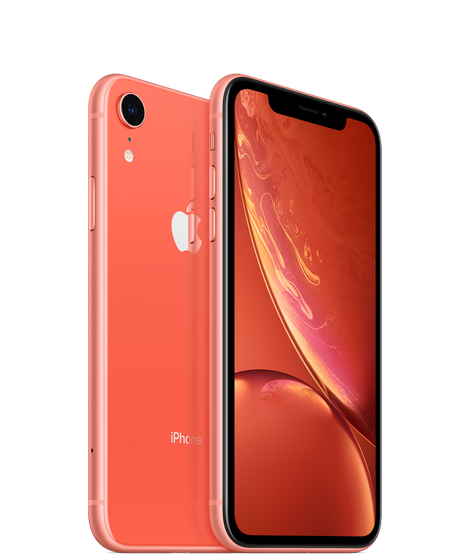 Apple iPhone XR Coral 256GB