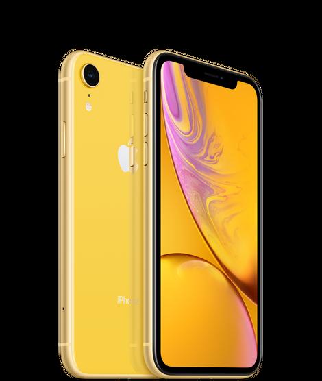 Apple iPhone XR Yellow 64GB