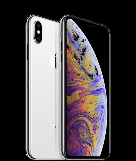 Apple iPhone XS Max Silver 64GB
