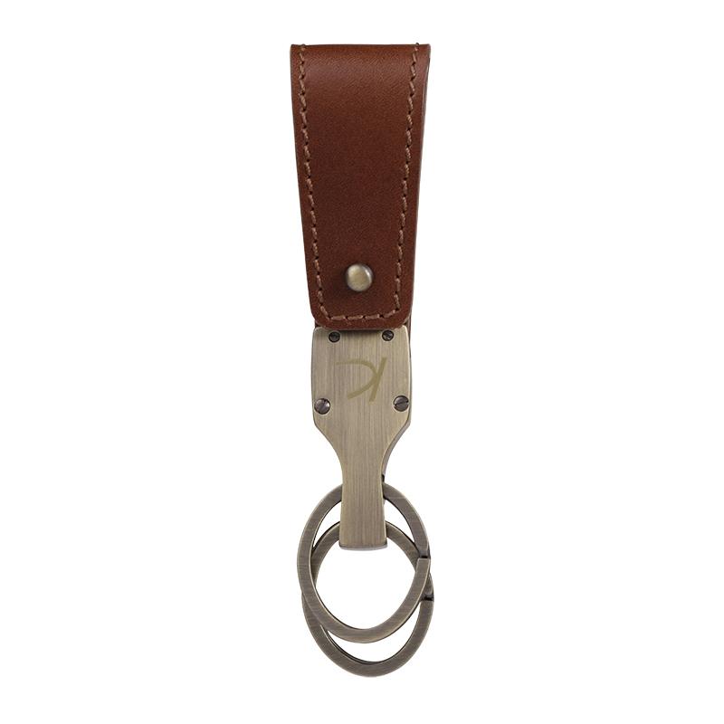 Duncan Leather Key fob