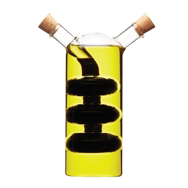Dual Oil and Vinegar Bottle 300ml/100ml