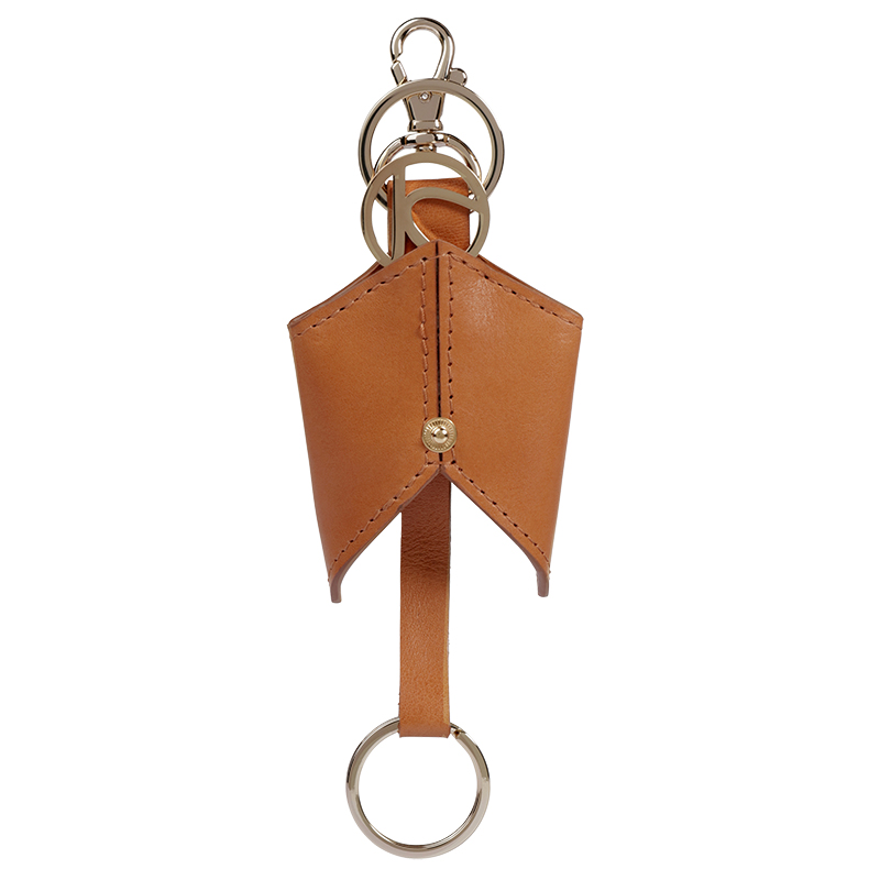 Ascot Leather Keyfob