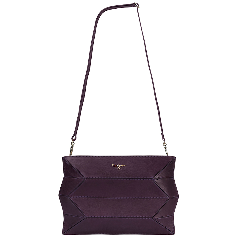 Ascot Leather Tote Hand Bag