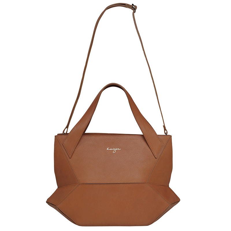 Ascot Tote Leather Handbag