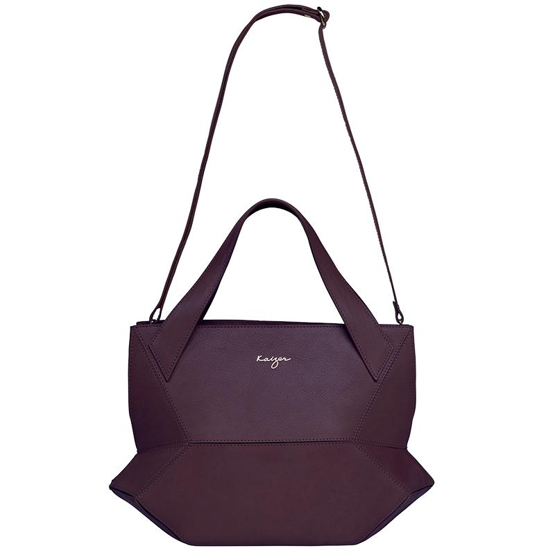 Ascot Tote Leather Handbag