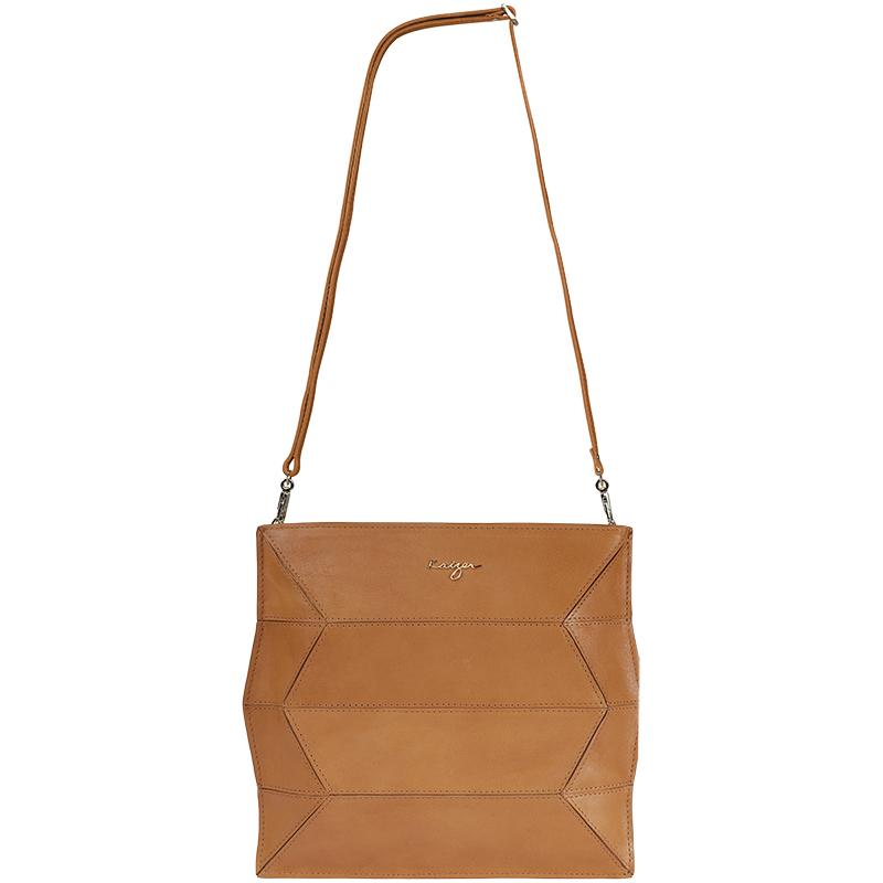 Ascot Leather Tote Handbag