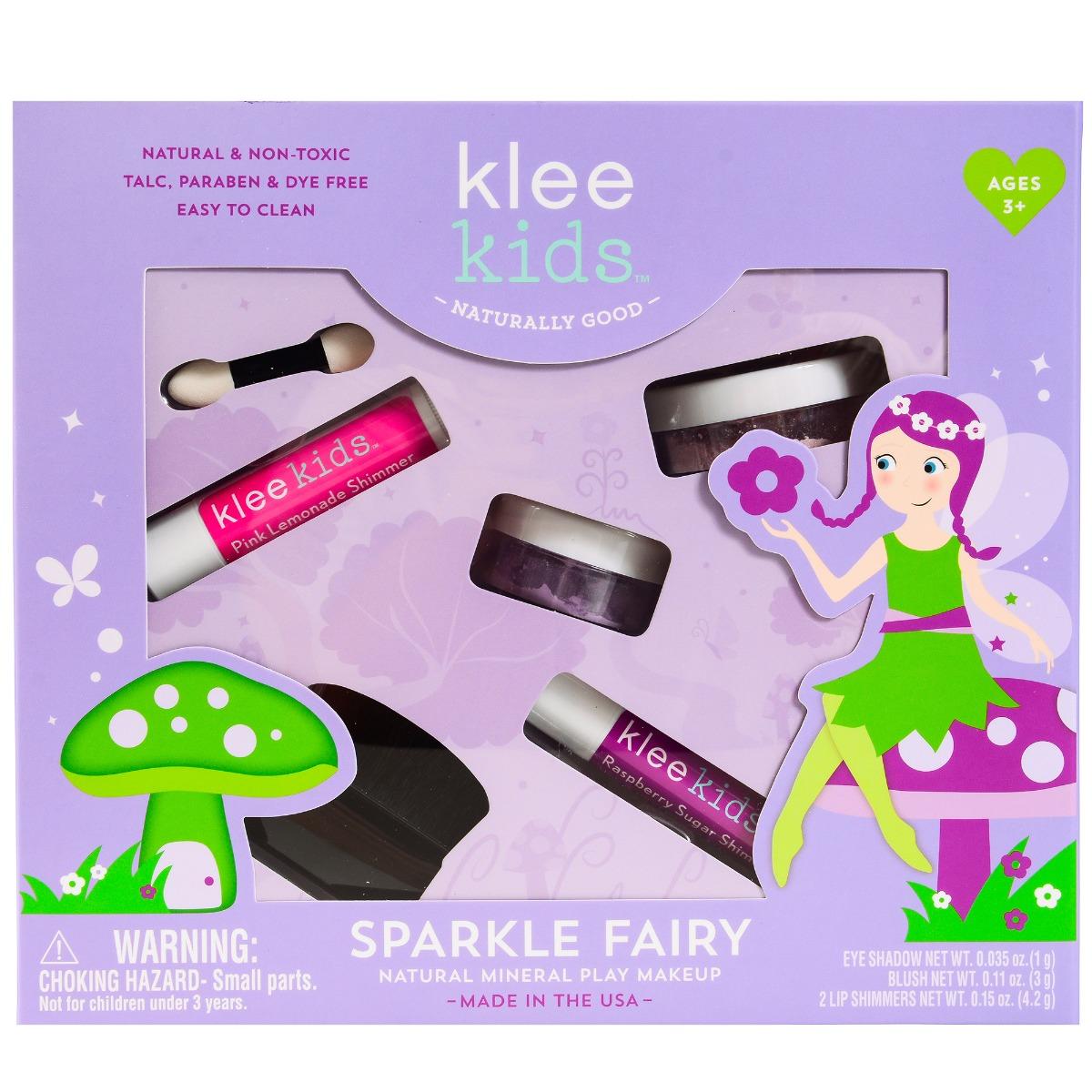 Natural Play Makeup Set - Sparkle Fairy