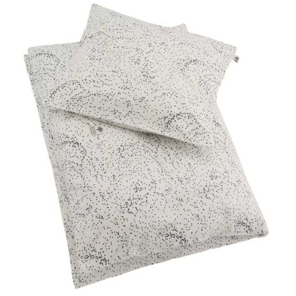 Organic Cotton Baby Bedding Midnight Dust