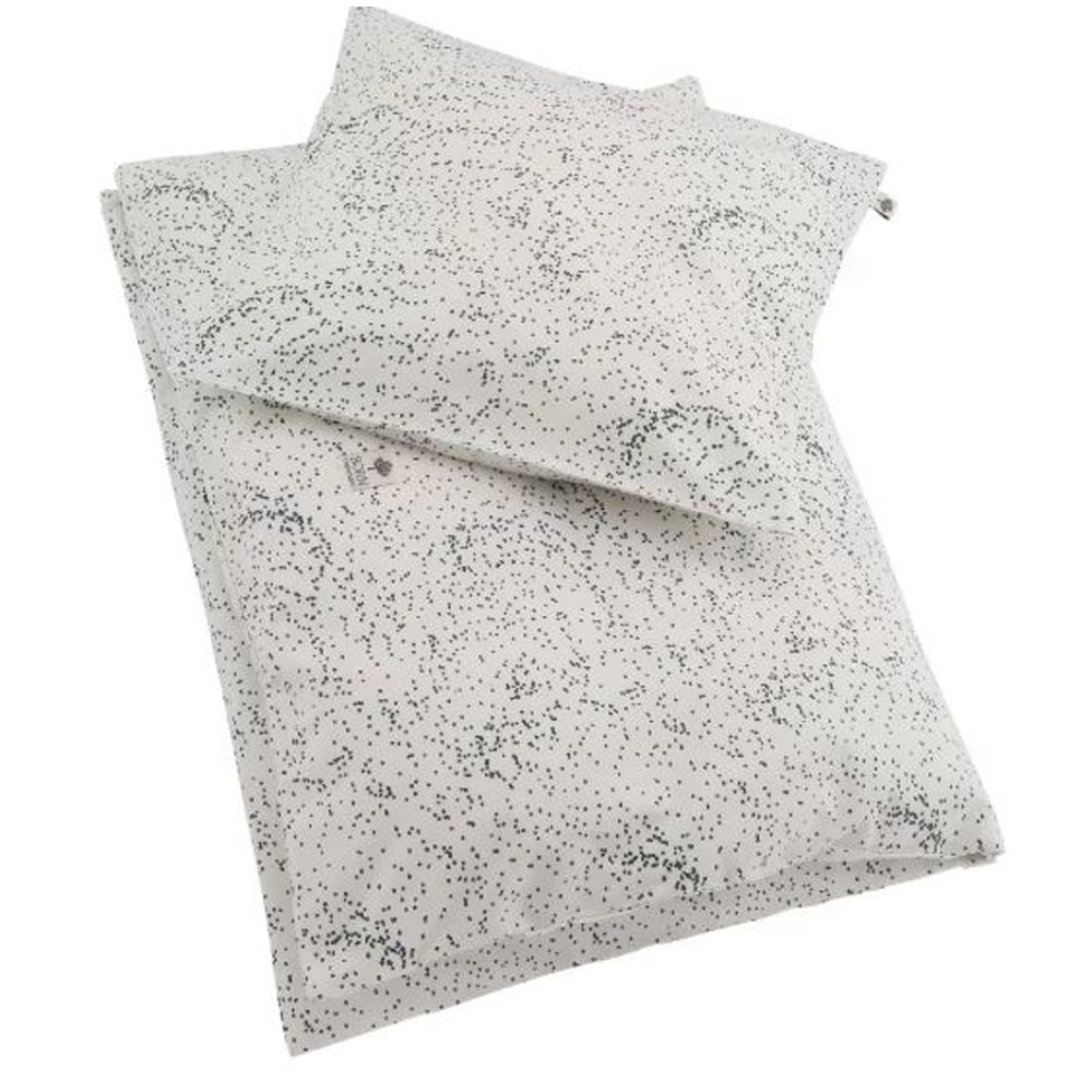 Organic Cotton Junior Bedding Midnight Dust