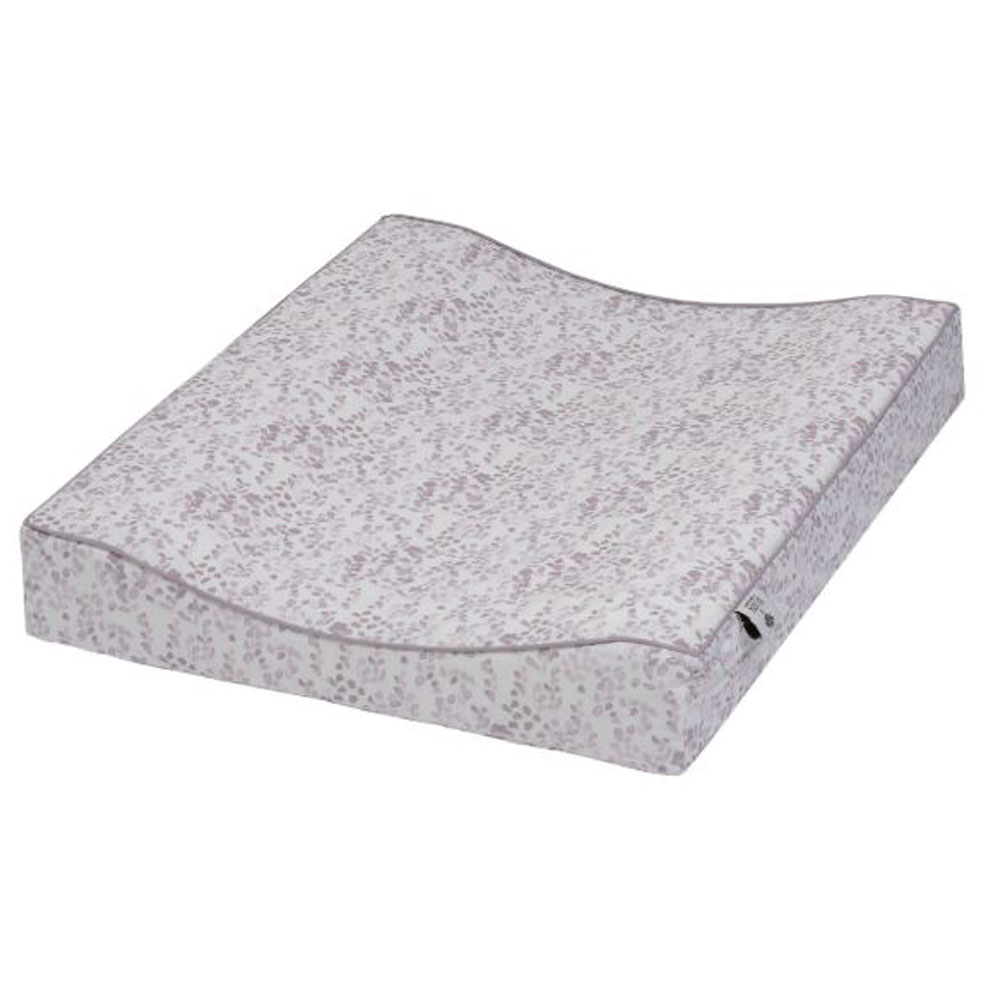 Luxury Organic Changing Mat Leaves