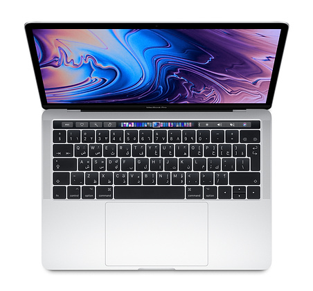 Apple MacBook Pro 13-inch 256 GB Silver