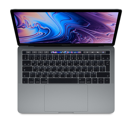 Apple MacBook Pro 13-inch 512GB Space Gray