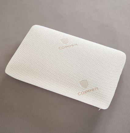 Memory Foam Pillow - White