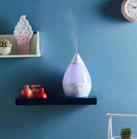 Humidifier Dia White -3pin