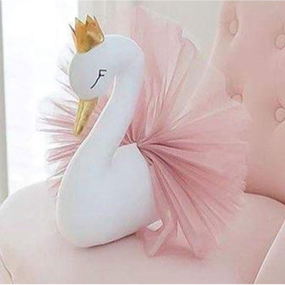 Stuffed Animal - Swan