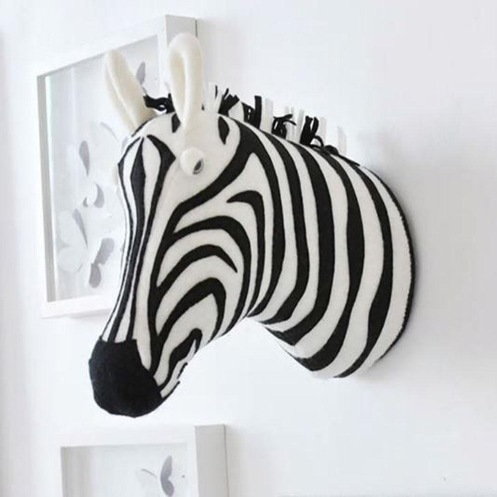 Stuffed Animal - Zebra