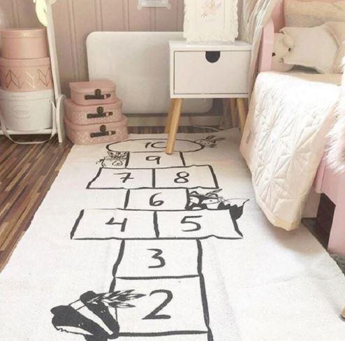 Hopscotch Play Mat/Carpet