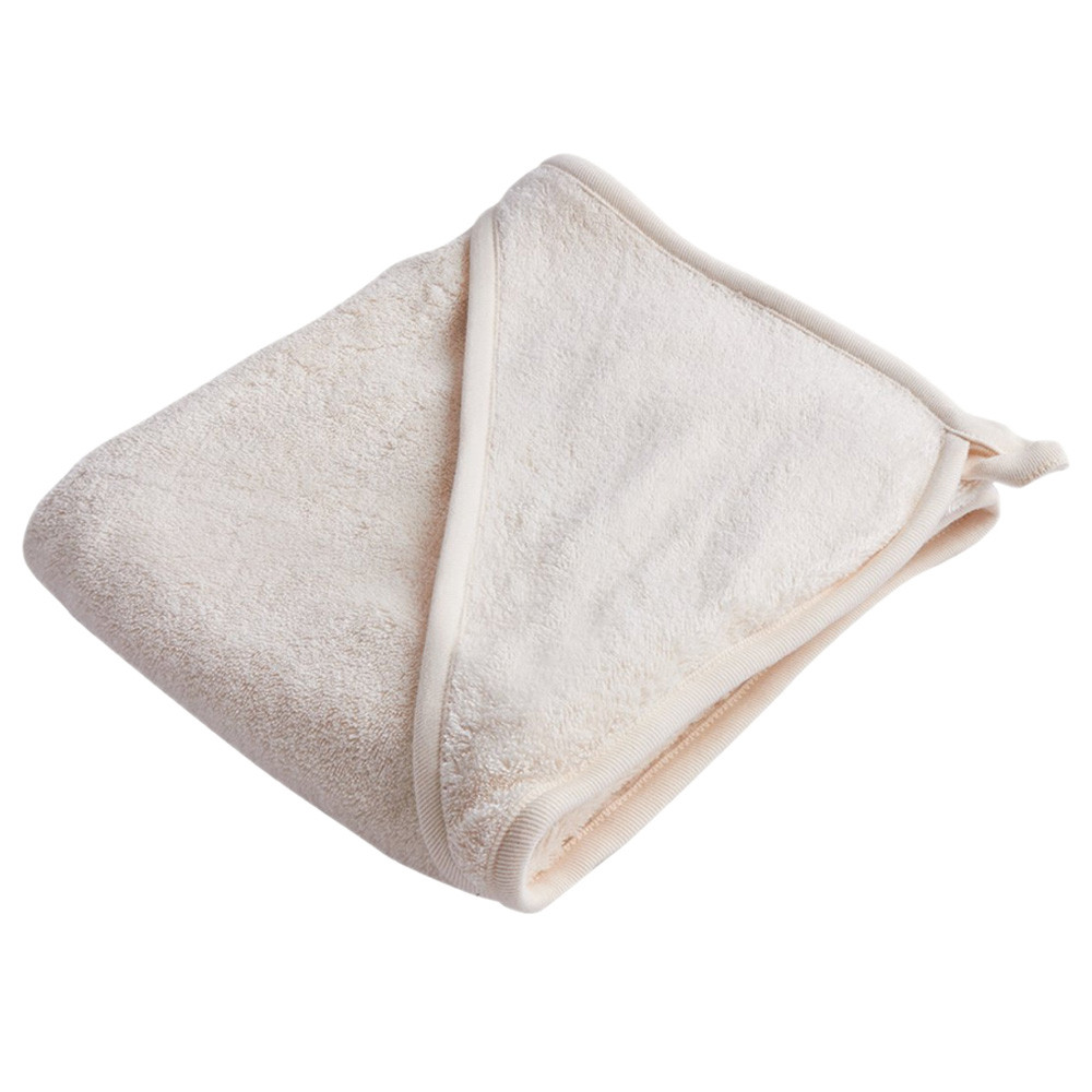 Nature Baby Organic Cotton Hooded Towel