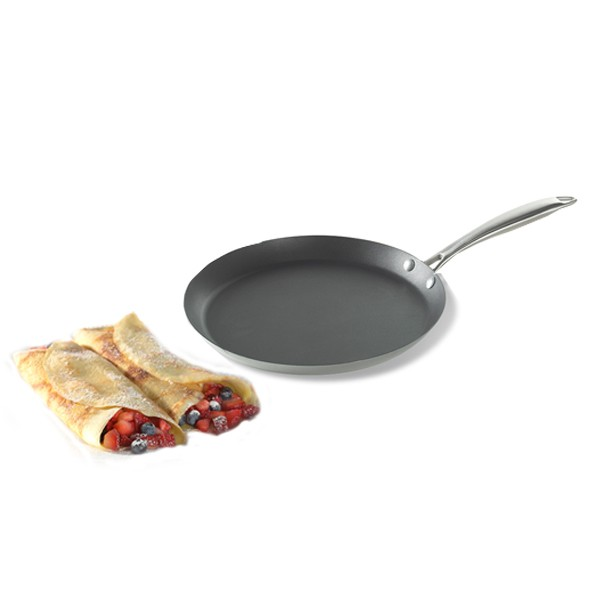 Traditional French Crepe Pan