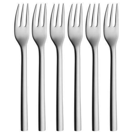 Nuova Cake Fork Set (SET OF 6 PCS) (12 BOXES)