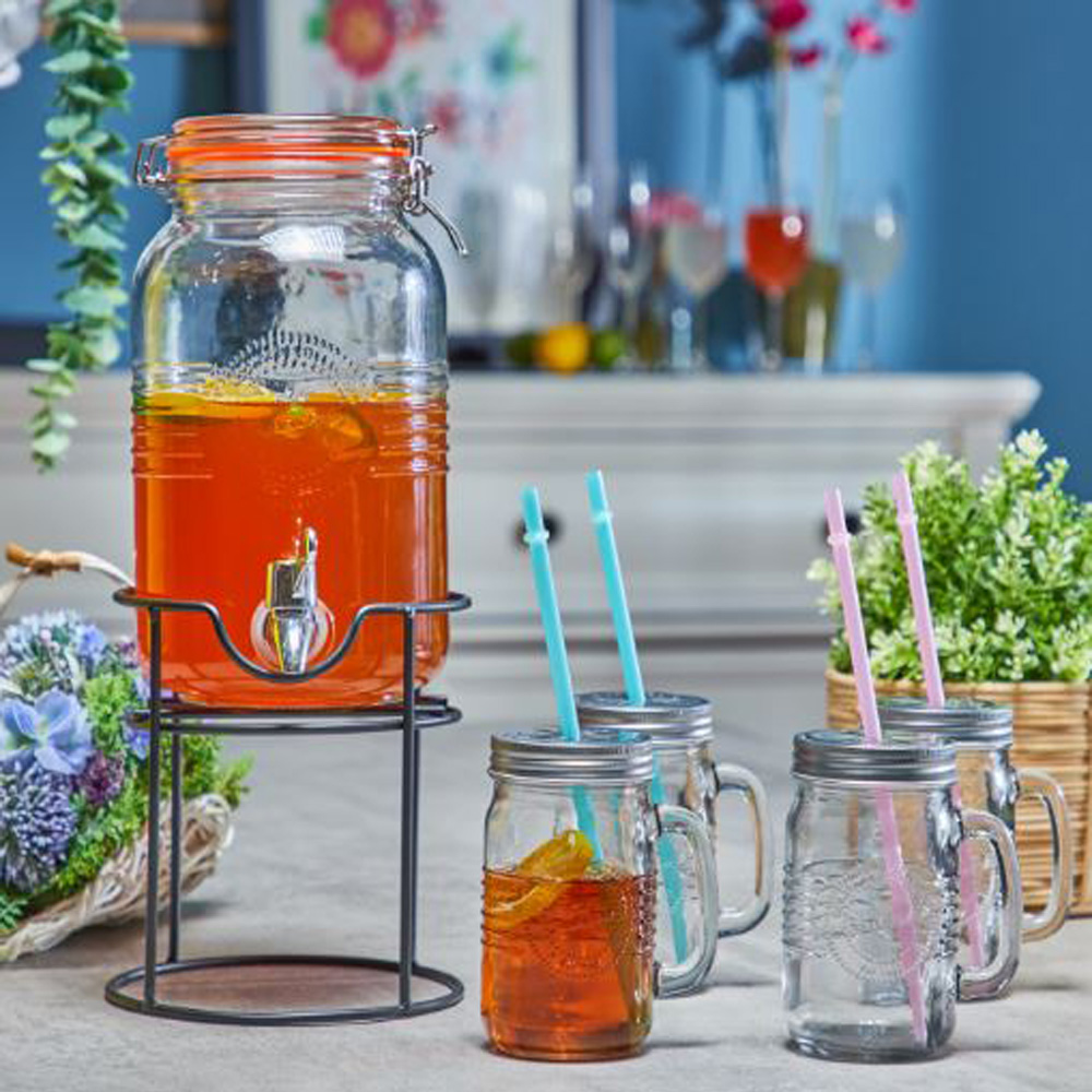 Old Fashioned 9 Piece Cold Brew Set