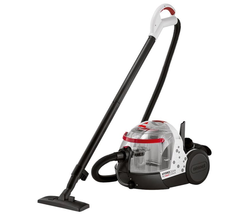 BISSELL 1474 HYDROCLEAN PROHEAT COMPLETE VACUUM CLEANER