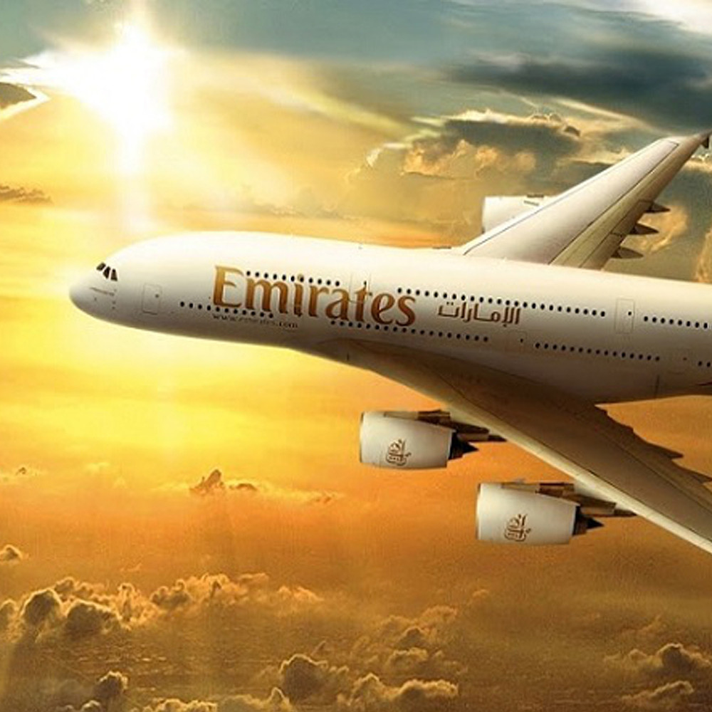 Contribution to our Dubai-Maldives Flight