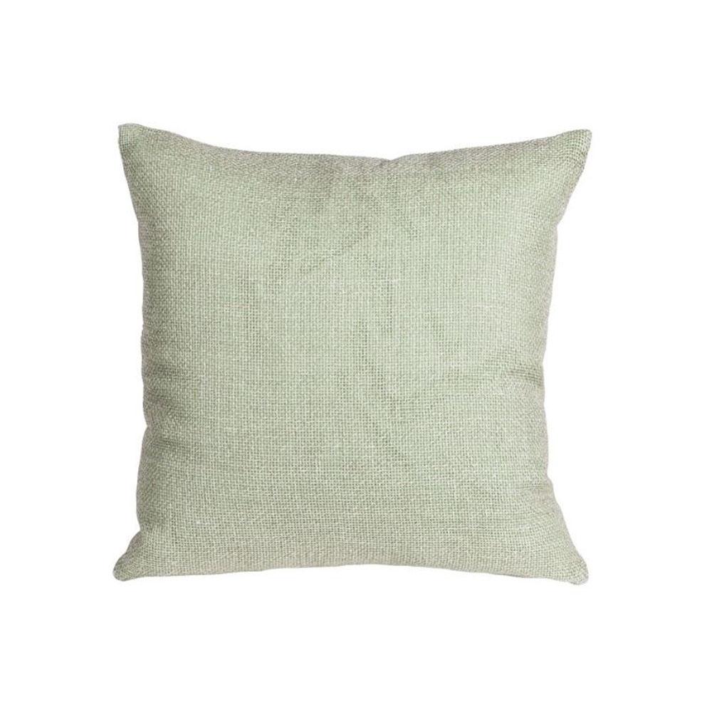 Luna Teal Linen Cushion Cover