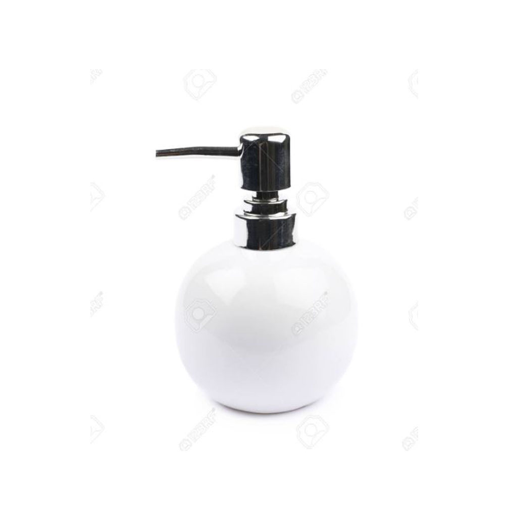 Belur Soap Dispenser -White