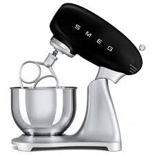 Smeg Stand Mixer 4.8L Black