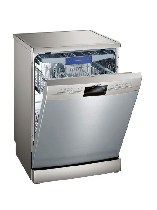 Siemens Dishwasher 6 Programmes, Silver