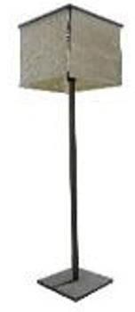 Raffia Floor Lamp - 180cmh