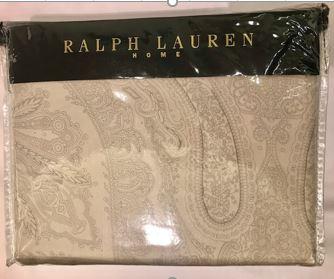 Ralph Lauren Duvet Cover with Lining Design