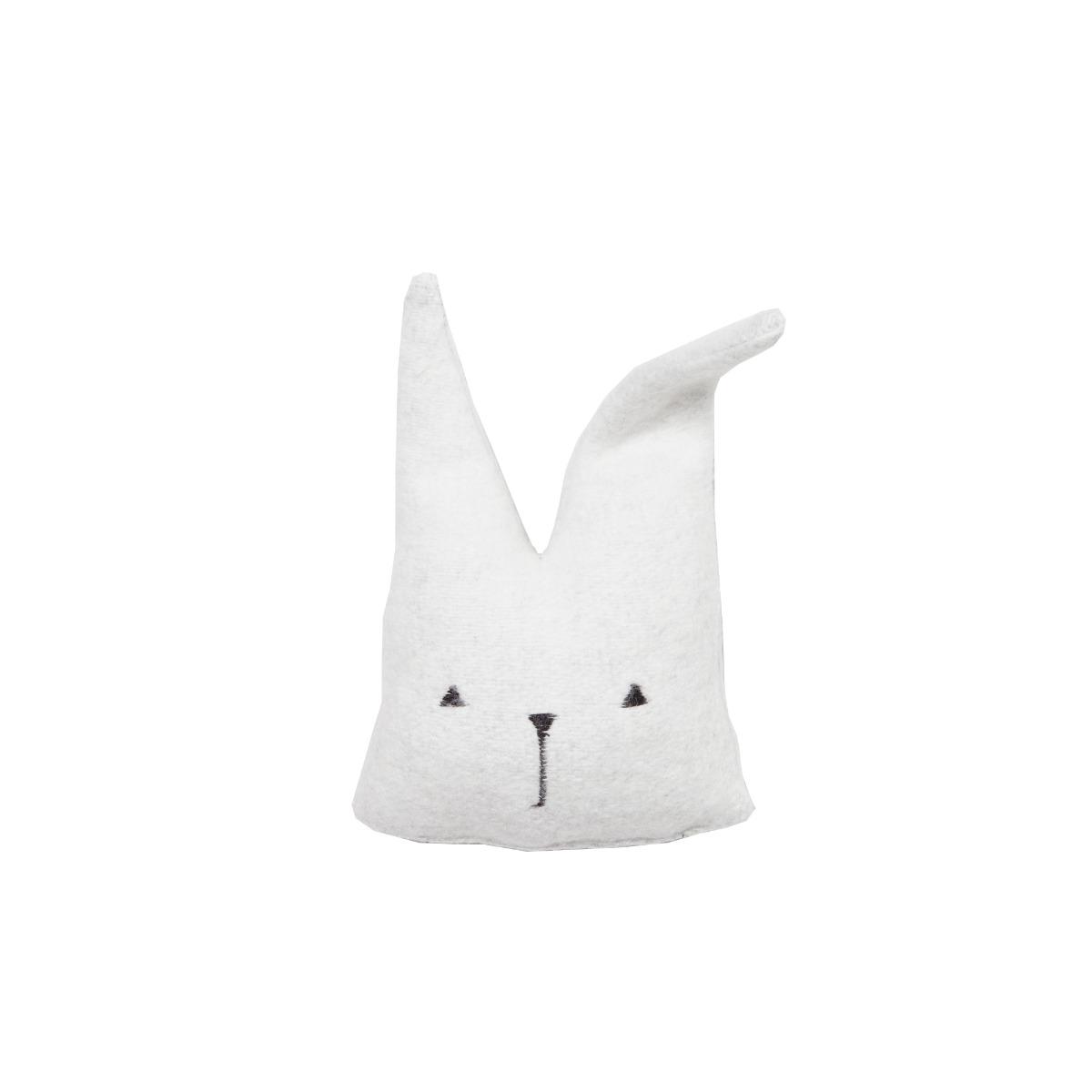Fabelab Travel Bunny Rattle