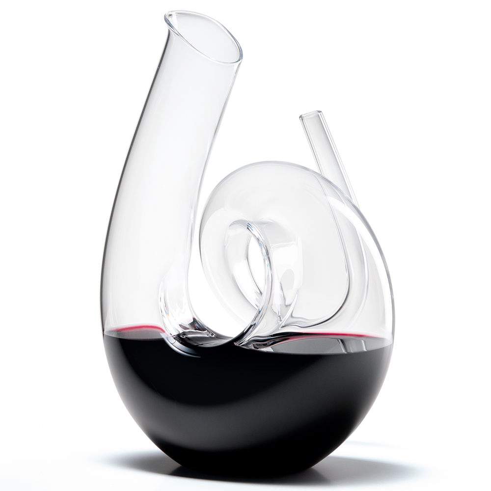 DECANTER CURLY