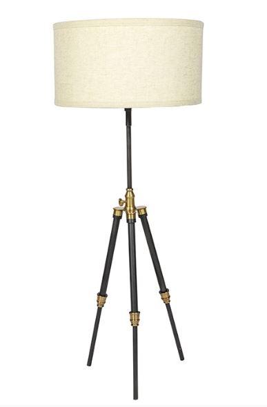 Stockton - Tripod Table Lamp